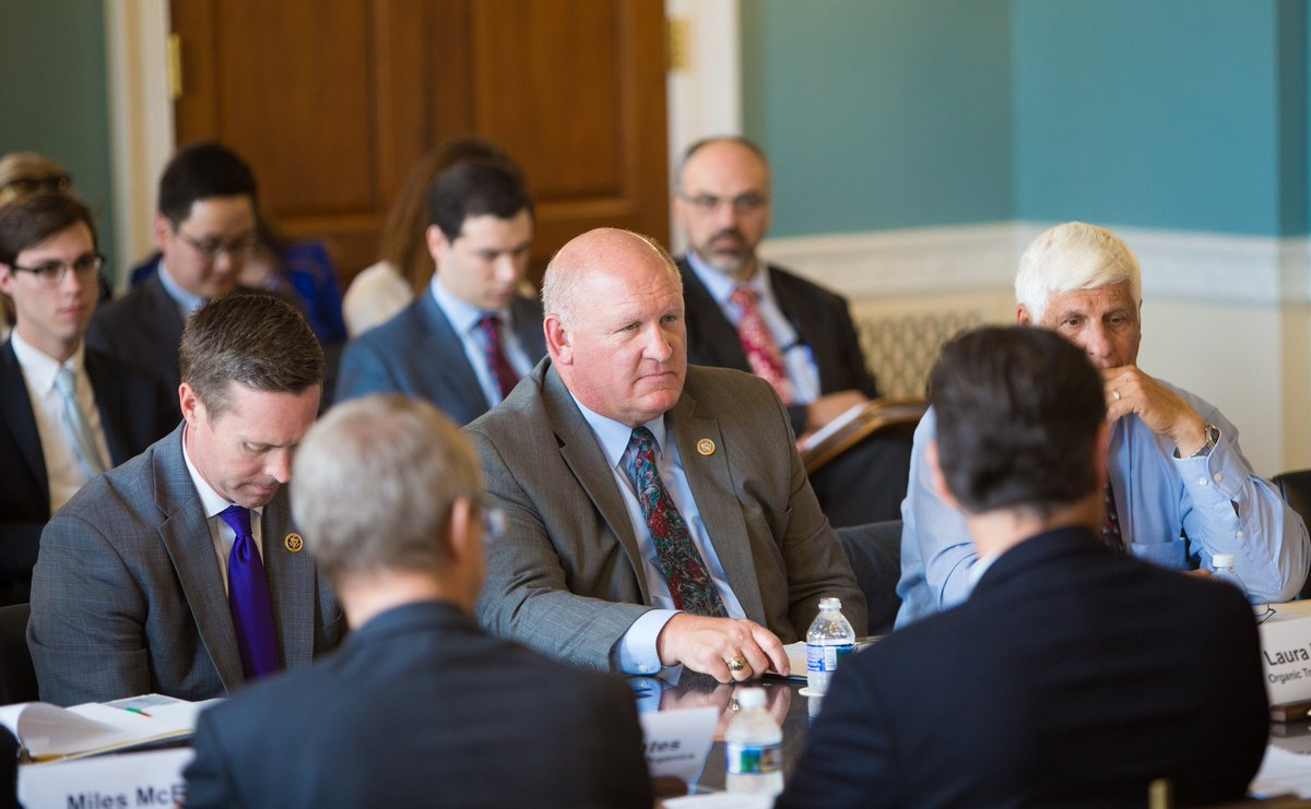 Organic the focus of House roundtable discussion