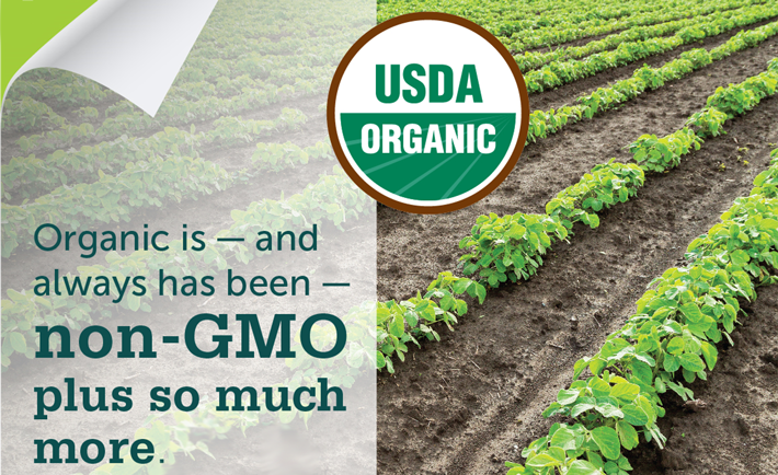 Looking ahead to implementing GMO labeling