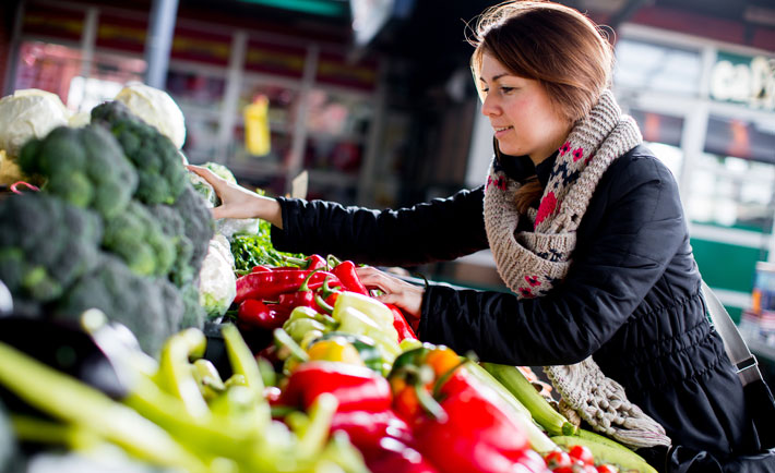 Global organic food market reaches $80 billion